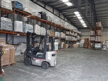 Claymore Plastics Warehouse